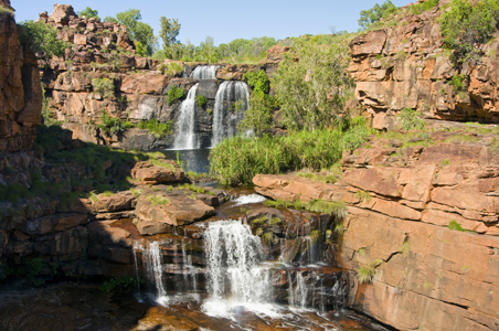 Side gorge of the Charnley River. ©Wayne Lawler/AWC